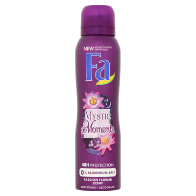 Fa Mystic Moments 48u Deodorant Spray 150 ml