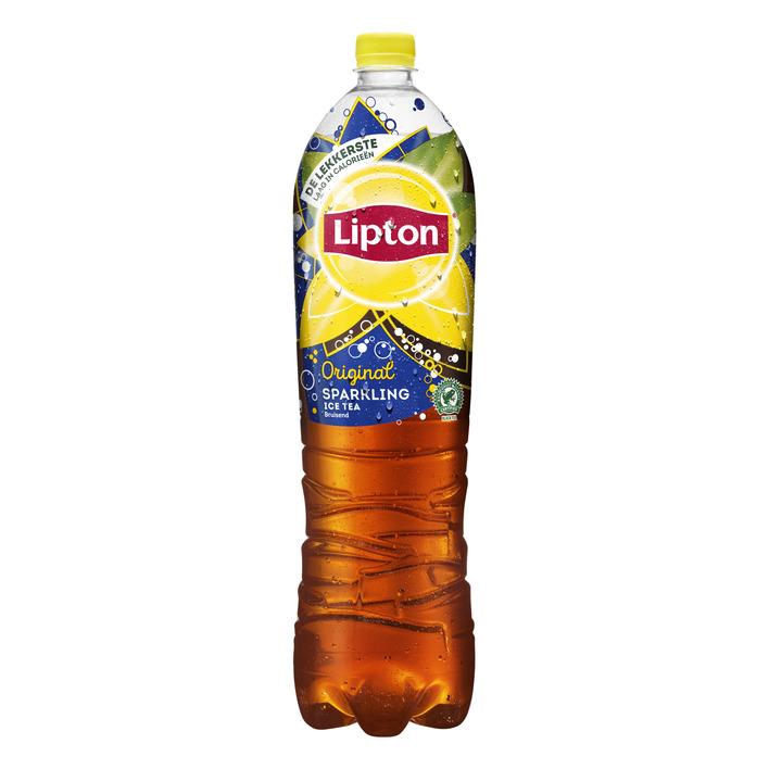 Lipton Ice tea sparkling original