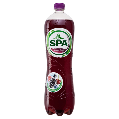Spa Forest Fruit 1,25 L