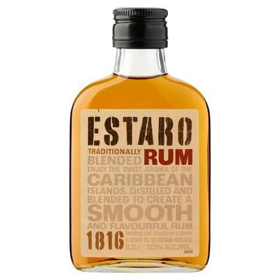 Estaro Blended Rum 0,2 L