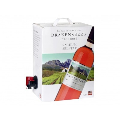 Drakensberg Rosé bag in box