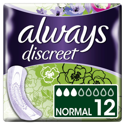 Always Discreet verband normal stuks