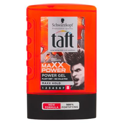 Schwarzkopf Taft Maxx Hold Power Gel 300 ml