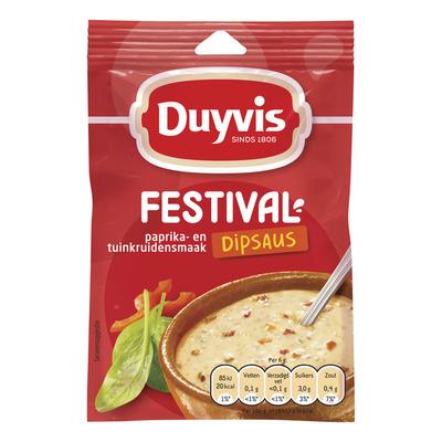 Duyvis Dipsaus mix festival