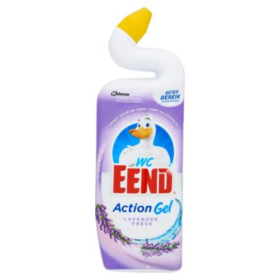 WC-Eend Action Gel Pine Fresh 750 ml