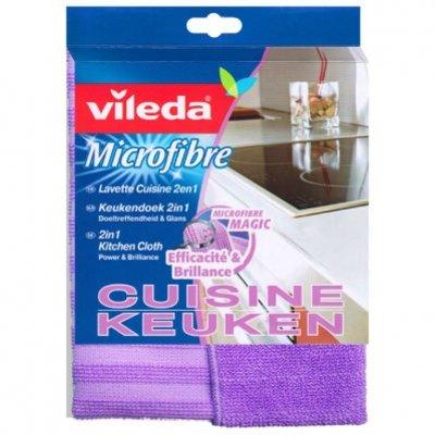 Vileda Microfibre keukendoek 2-in-1