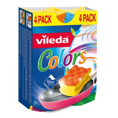 Vileda Schuursponsen colors