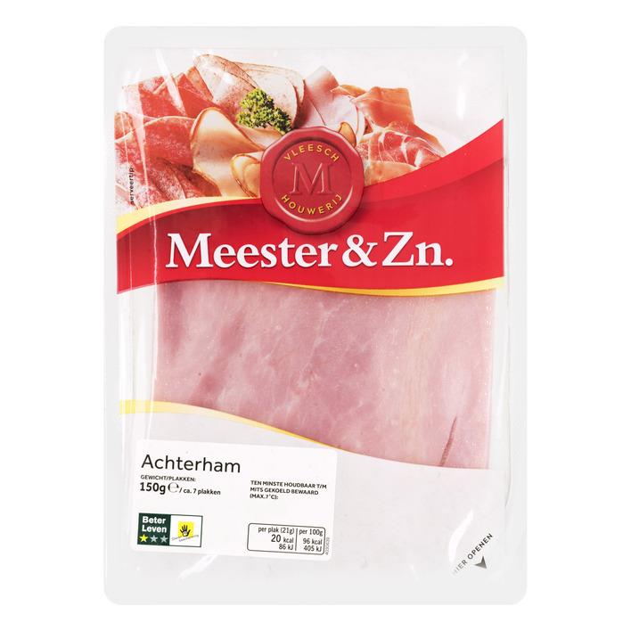 Meester&Zn Achterham