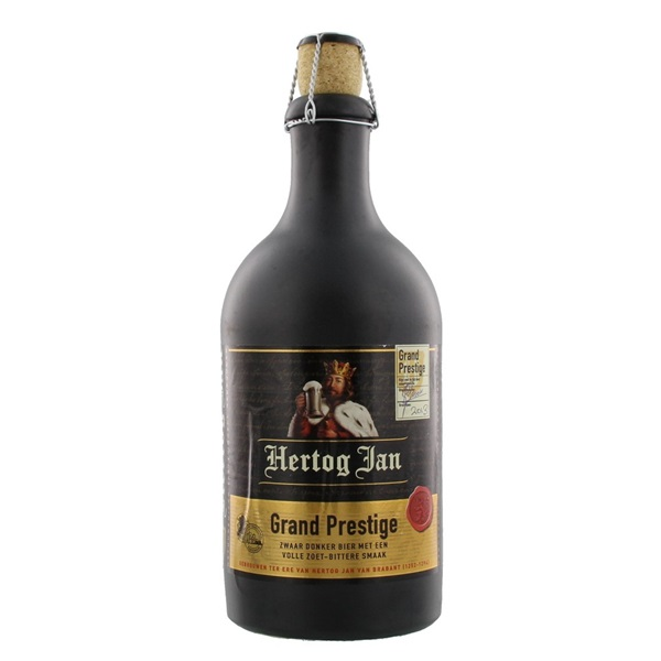 Hertog Jan Tripel Bier Kruik Fles 500 Ml