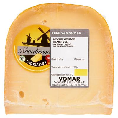 Vomar Noordwoudse Oud Klassiek 48+ Stuk ca. 600 g