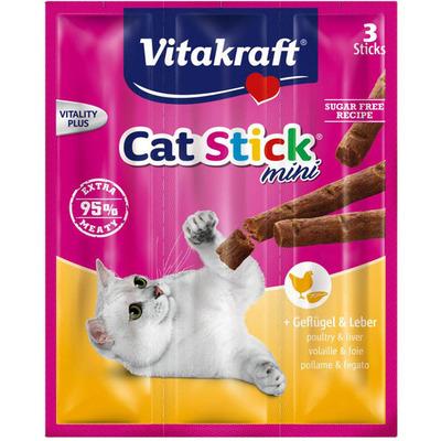 Vitakraft Catsticks mini gevogelte-lever