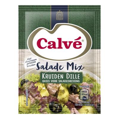 Calvé Salademix kruiden dille
