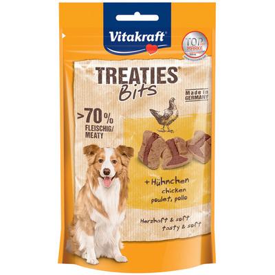 Vitakraft Treaties bits kip bacon