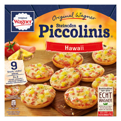 Wagner Piccolini's Hawaii