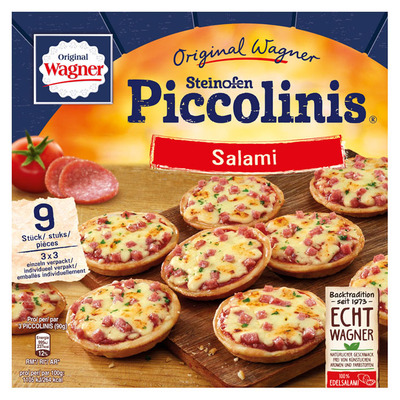 Wagner Piccolini's salame