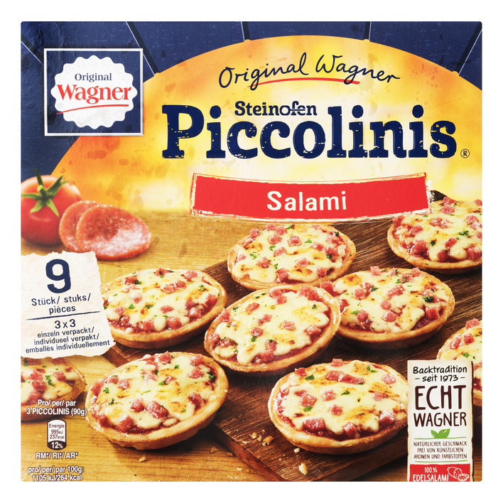 Wagner Piccolinis salami