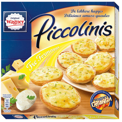 Wagner Piccolinis 3 formaggi