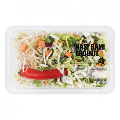 Huismerk Nasi bami groente