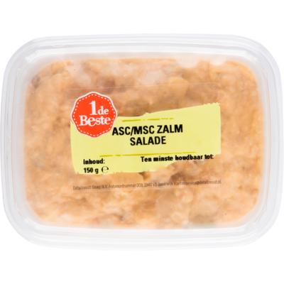 Huismerk Zalm salade