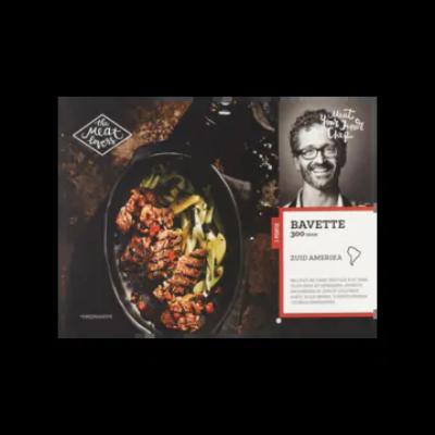 The Meat Lovers Bavette (Diepvries)