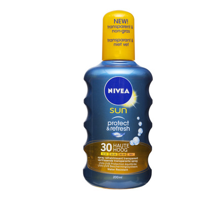 Nivea Sun Sun protect & refresh spray spf 30