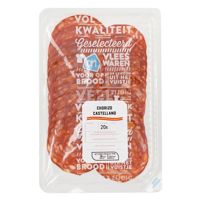 Huismerk Chorizo castellano