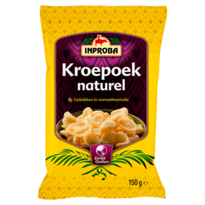 Inproba Kroepoek naturel