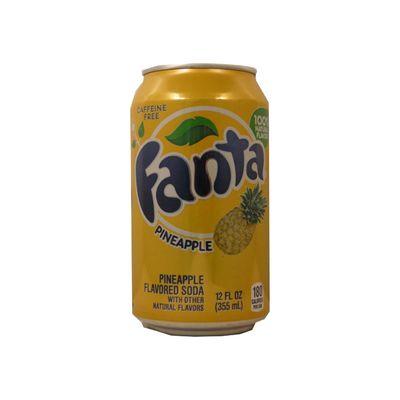 Fanta Pineapple Blik