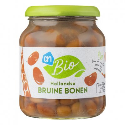 Huismerk Biologisch Hollandse bruine bonen