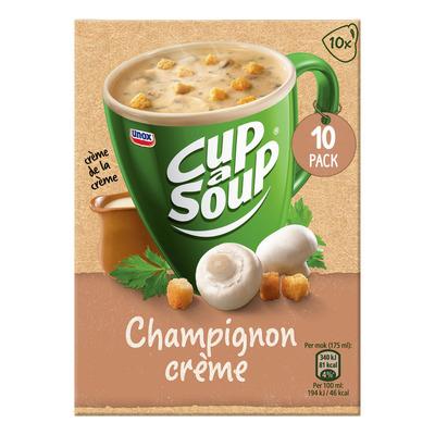 Unox Cup-á-soup champignon crème