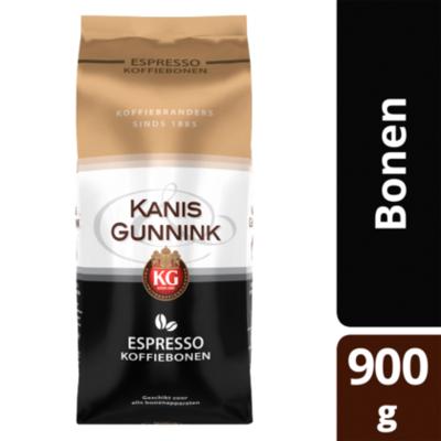 Kanis & Gunnink Espresso Koffiebonen