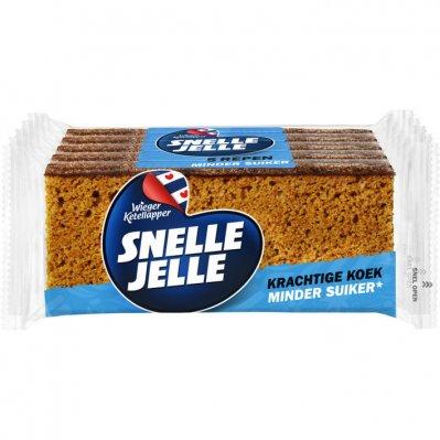 Snelle Jelle Minder suiker 5-pack