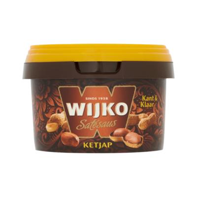 Wijko Satésaus Ketjap Kant en Klaar