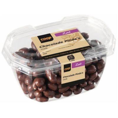 Huismerk Chocolade Pinda Melk