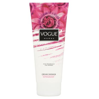 Vogue Women Cream Shower Extravagant 200 ml