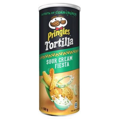 Pringles Tortilla sour cream
