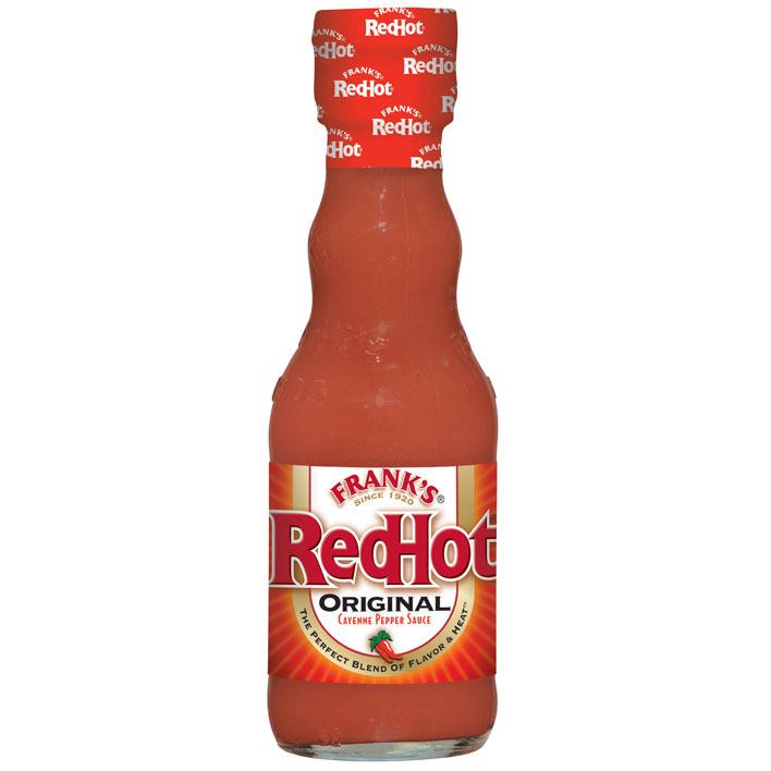 Frank's Red hot original pepersaus