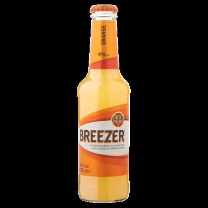 Bacardi Breezer orange