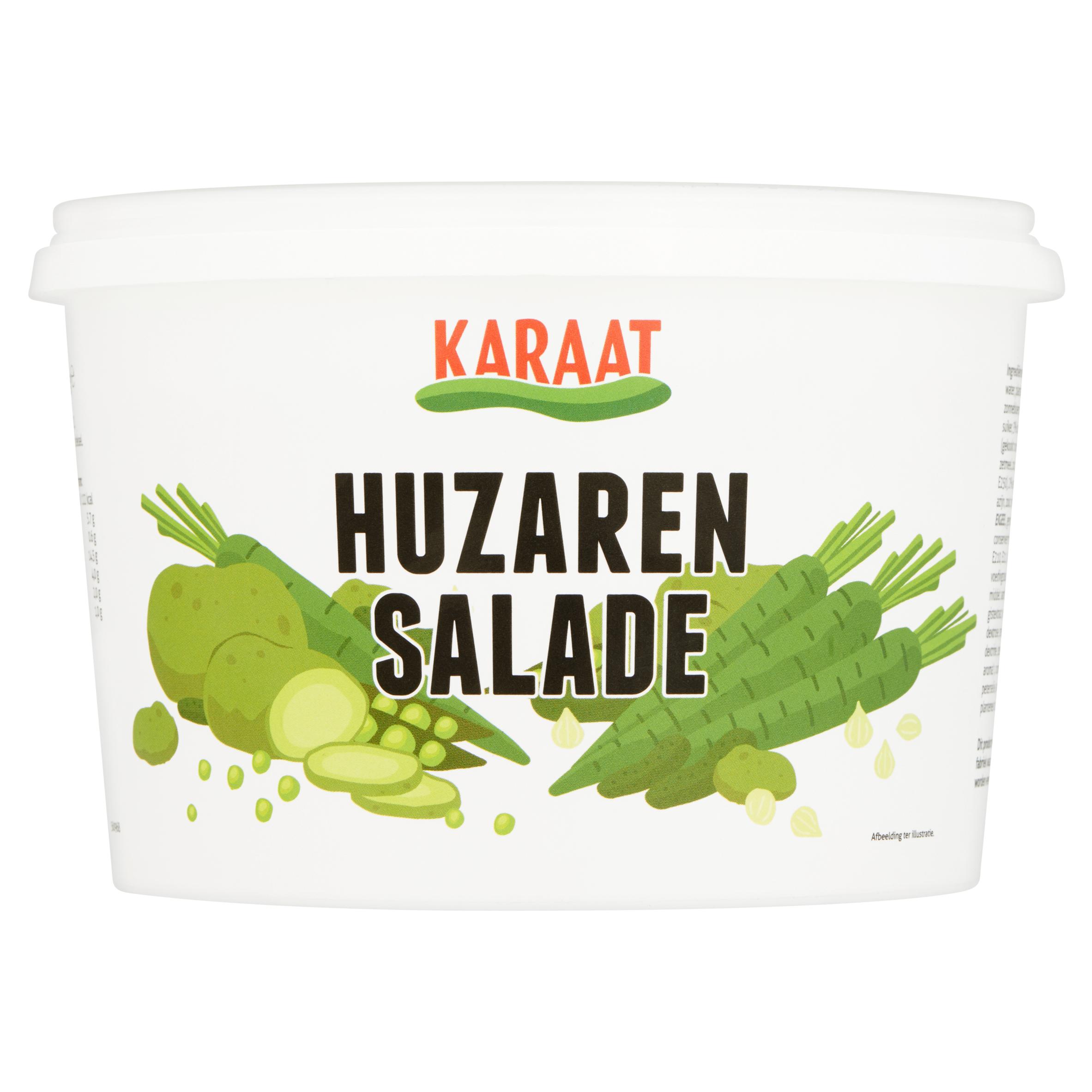 Karaat Huzaren Salade 1000 g