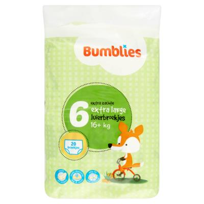 Bumblies Luierbroekje extra large 16-25 kilogram
