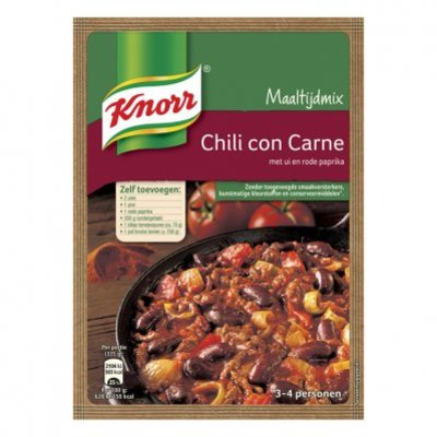 Knorr Mix chili con carne
