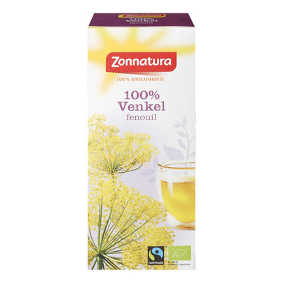 Zonnatura Venkel thee