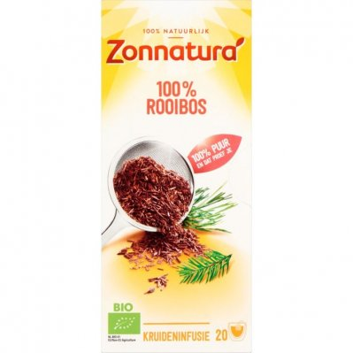 Zonnatura Rooibos thee