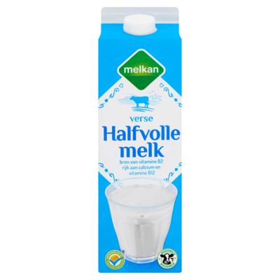 Huismerk Halfvolle melk