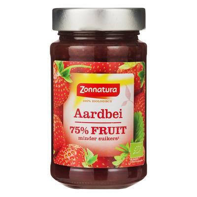 Zonnatura Fruitspread aardbei