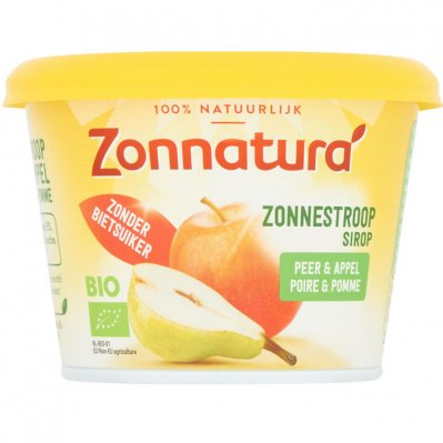 Zonnatura Zonnestroop peer & appel