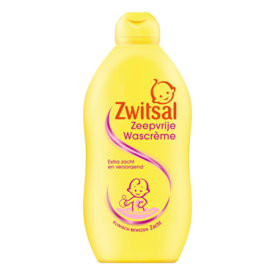 Zwitsal Baby Wascrème