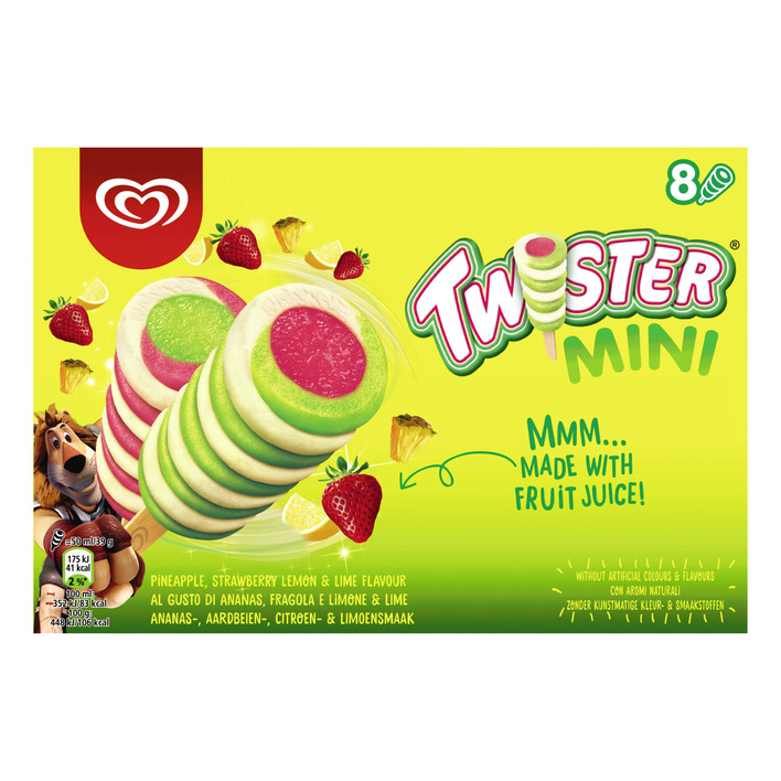 Ola Ijs mini twister