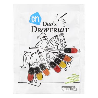 Huismerk Duo's dropfruit