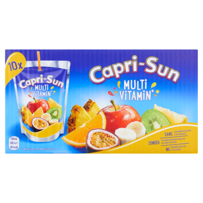 Capri-Sun Multivitamine 10 x 200ml